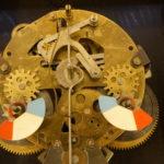 振り子時計のオーバーホール