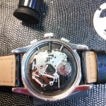 リューズが回せない時計の修理